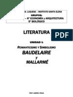 Baudelaire Mallarmé