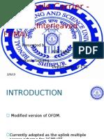 SC-FDMA-PPT