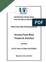 Proyecto Final de Practica Docente
