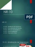 NR 10 Apresentacao
