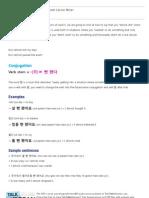 Talk to Me in Korean Level 5