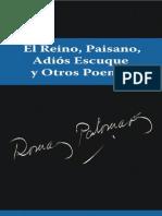 Ramón Palomares. El Reino (poesia)