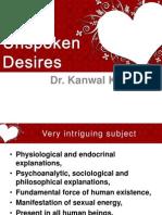 Unspoken Desires - Final