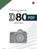Nikon D80 Manual Portugues