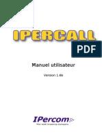 IPercall Manuel