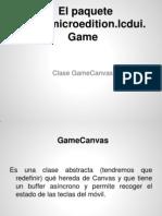 Java ME GameCanvas