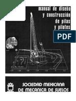 Manual de Diseño y Construccion de Pilas y Pilotes- Cap 1