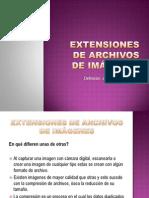 16 Extensiones de Archivos