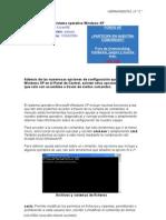 Menus Ocultos Del Sitema Operativo de Windows