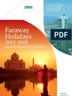 Newmarket Holidays - Faraway Brochure