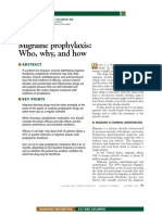 Cleveland Clinic Journal of Medicine-2006-Loj-793-4 Migraine Prophylaxis