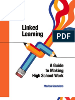 Linked Learning Guidebook 2013