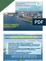a Ambient Ali Nei Mari Di Taranto