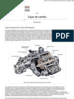 Caja de Cambios D.S.G. (Direct Shift Gearbox)