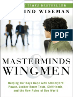 Masterminds and Wingmen by Rosalind Wiseman Excerpt