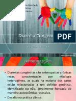 Diarreia Congenita