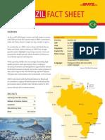 DHL Brazil Fact Sheet (Updated)