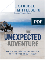 The Unexpected Adventure by Lee Strobel and Mark Mittelberg, Chapter 1