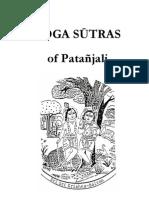 Patanjali Yogasutra.igs