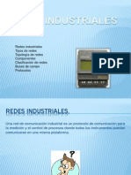 Integracion de Una Red Industrial