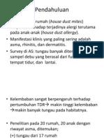 Tungau Domestik