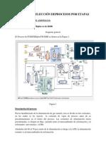 Analisis y Seleccion de Procesos Amoniaco-urea