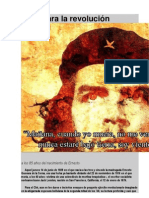 Tuyo para la revolución Che Guevara Jack London
