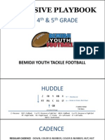 3 5 Grade Playbook