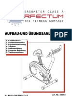 70503 Ergometer Perfectum Manual German Final