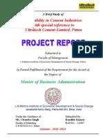 Ultratech Profitability L.N. Patna