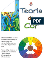 A teoria da cor.ppt