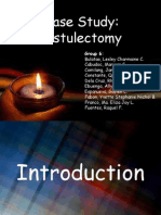 19922021 Case Study Fistulectomy Ppt