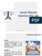 Aerial- Company Profile