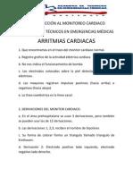 Introduccion Al Monitoreo Cardiaco
