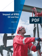 KPMG. Impact of IFRS. Oil and Gas