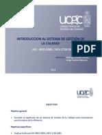Introducción ISO 9001 2008_NCh 2728 2013