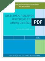 Directorio Archivos