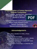 Cnt Polymer
