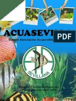 Boletín Asociación Acuariófila Sevillana - Acuasevilla No 15