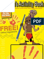 Family Domestic Violence Activity Book