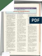 RBI Grade B - General Awareness Question Paper 2011.pdf