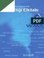 Tıp Etiği El Kitabı