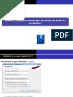 Installation configuration et sécurisation d'un serveur web Apache 2.2  pour Windows