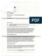 BC Hydro $5,676.27 FOI Fee Request