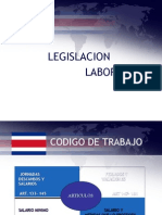 EXPOSICION LEGISLACION LABORAL
