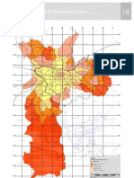 MAPA DE PERFIL SÓCIOECONÔMICO DO MUNICÍPIO DE SÃO PAULO