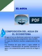 Clase1.- El Agua