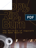 Berry Copy Rip Burn