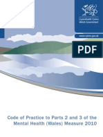 Code of Practice for Parts 2 and 3 of the Measure1