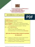 Nota interna nº 3a Créditos ECTS-Plantilla de ejecución